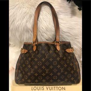 Authentic Louis Vuitton Batignolles Tote #3.1L